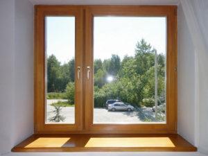 Деревянные окна по скандинавской технологии