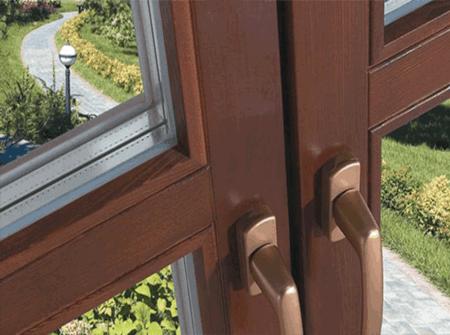Ремонт деревянных стеклопакетов (фото)