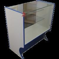 Стеклянные витрины ламинированное ДСП