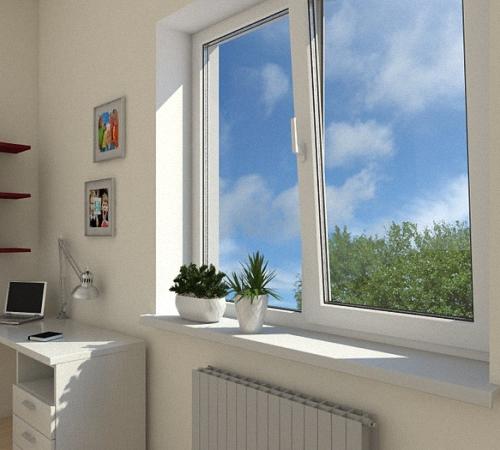 Вставить окно в квартире