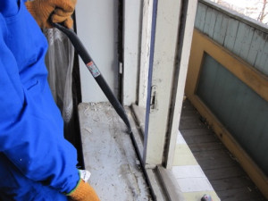 Замена подоконника пластикового окна (фото)